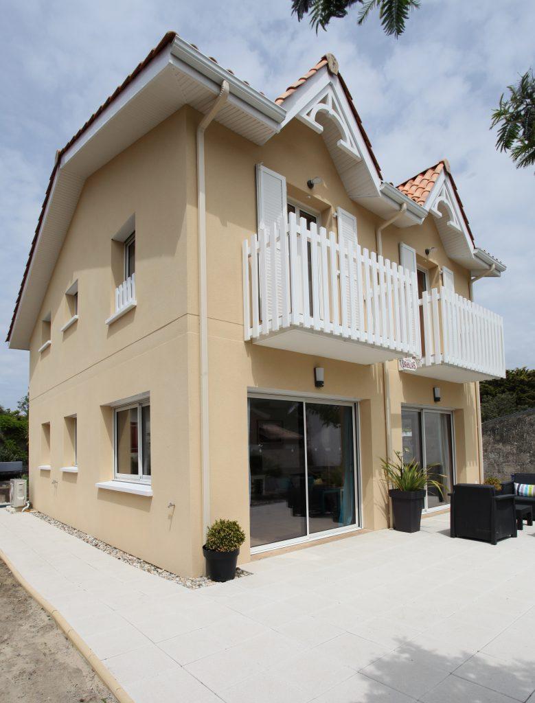 Reportage sur couleur villas couleur villas for Couleur volets tendance