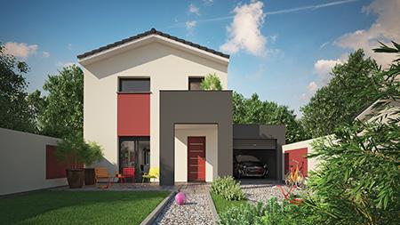 Couleur villas le constructeur de maisons individuelles de for Constructeur maison individuelle dax