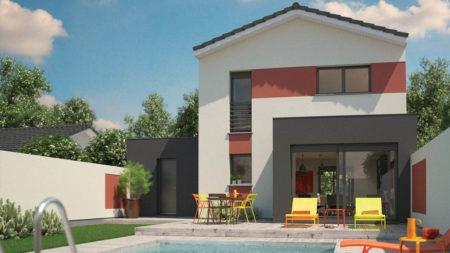 modele de couleur de facade de maison formel beauteous peinture exterieur maison prix des. Black Bedroom Furniture Sets. Home Design Ideas