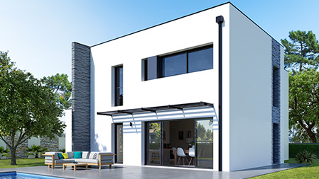 Découvrez nos modèles de maisons individuelles